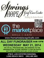 All Day Fundraiser...Springs of Hope Grief-Care Center