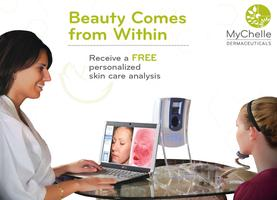 Mychelle Personalized Skincare Analysis