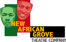 New African Grove Theatre Company logo
