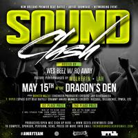SoundCLASH Beat Battle 5.15 @ Dragon's Den