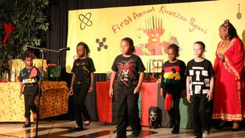 2nd Annual Kwanzaa Pageant