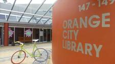 Central West Libraries logo