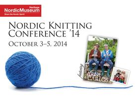Nordic Knitting Conference 2014