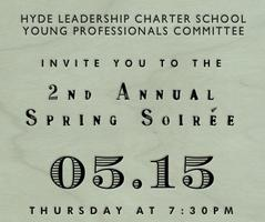 You're Invited to the 2nd Annual Hyde YPC Spring...