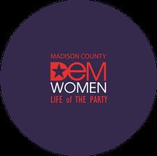 Madison County Democratic Women logo