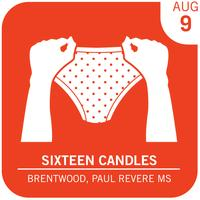 Eat See Hear Sixteen Candles Outdoor Movie
