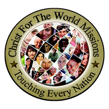 Christ For The World Missions logo