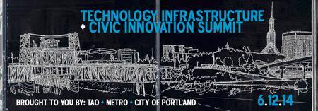 Technology Infrastructure + Civic Innovation Summit