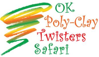 OK Poly-Clay Twisters Safari