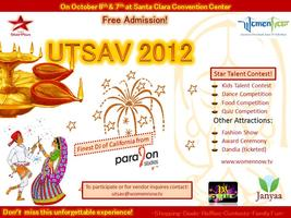 RSVP for Utsav 2012