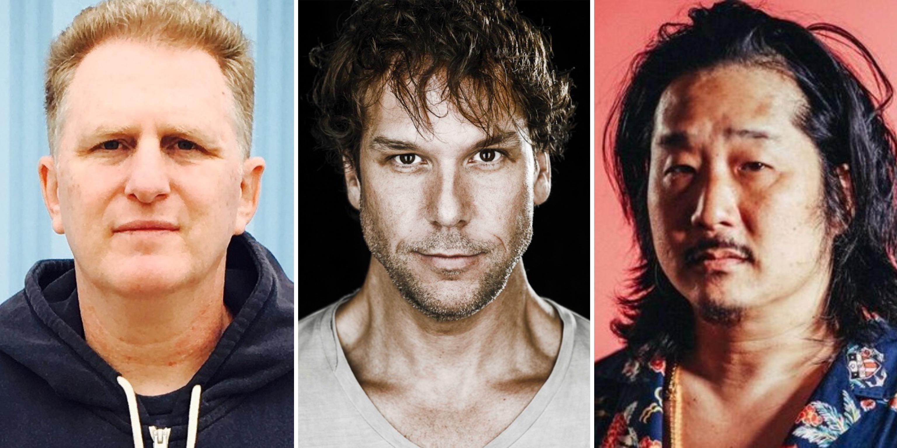 Dane Cook, Michael Rapaport, Bobby Lee and Guests