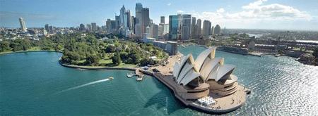 """""""Français en Australie"""" - Café de campagne - Sydney"""
