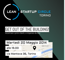 Lean Startup Circle Torino - Get Out of The Building!