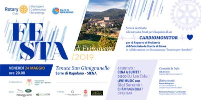 Festa di Primavera 2019 | Rotary Montaperti