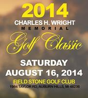 Annual Charles H. Wright Memorial Golf Classic