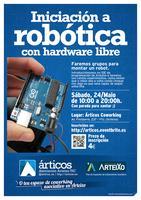Iniciación á robótica con Hardware Libre