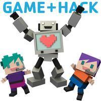BURBANK GAME+HACK (MENTORS) PARKING