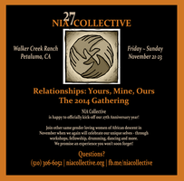 NIA 27th Gathering- Relationships: Yours, Mine & Ours
