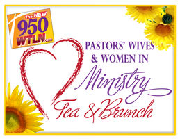 2014 Pastors' Wives-Women in Ministry Tea & Brunch