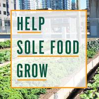 Help Sole Food Grow: Campaign Launch Party