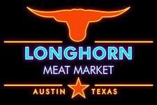 Longhorn Meat Market  logo