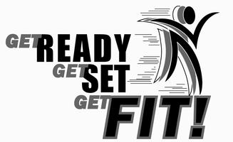 Get Ready! Get Set! Get Fit! 5K Run/Walk and 1-mile...