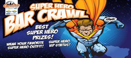Super Hero Bar Crawl #3