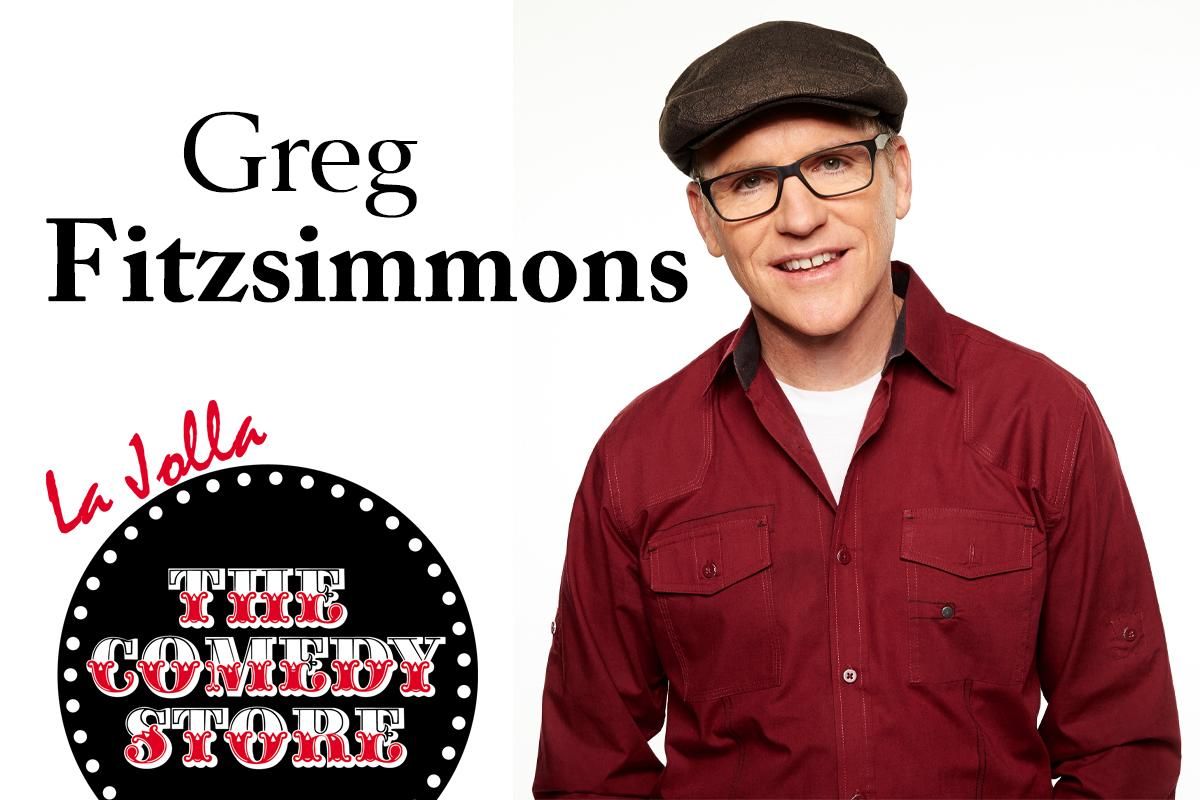 Greg Fitzsimmons - Friday - 9:45pm