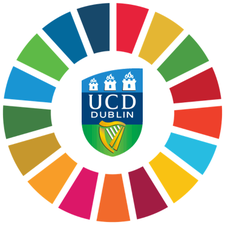 UCD Sustainable Development Goals  logo