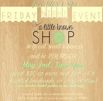 Friday Night Event - Shop Small and be Rewarded:)