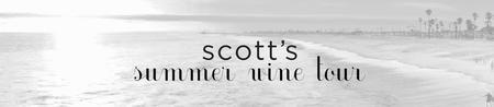 scott's summer wine tour - italy