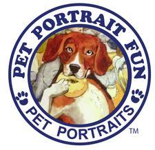 Pet Portrait Fun logo