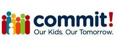 The Commit! Partnership logo