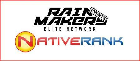Rainmakers Elite Networking Happy Hour - Sponsored by...