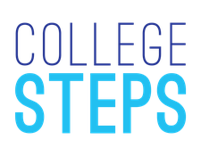 College Steps logo