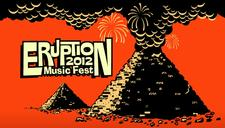 ERUPTION MUSIC FEST 2012 logo
