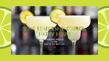 Soar Leadership Council Meet-Up - Rojo in West End!