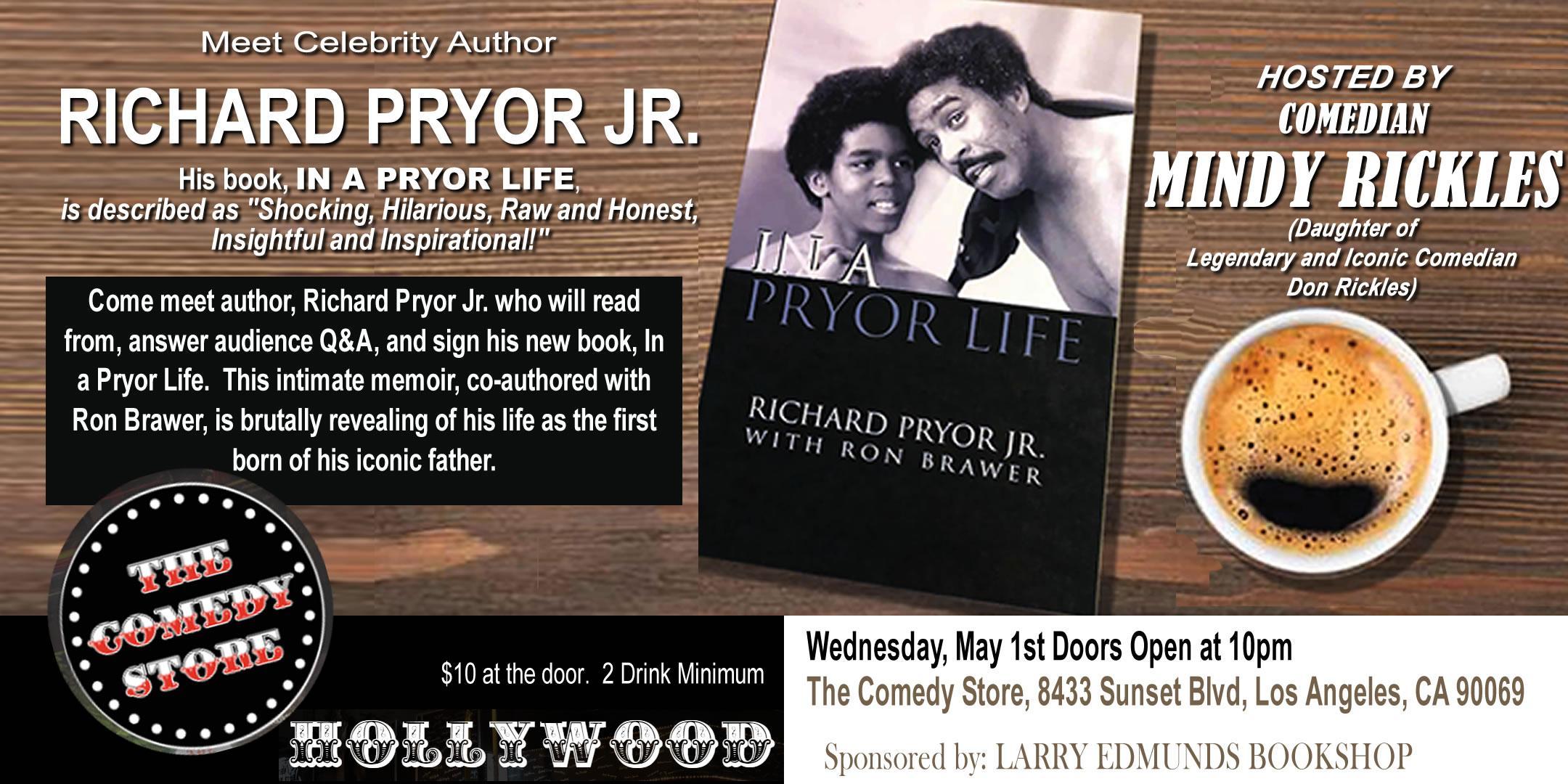 In a Pryor Life with Richard Pryor Jr.