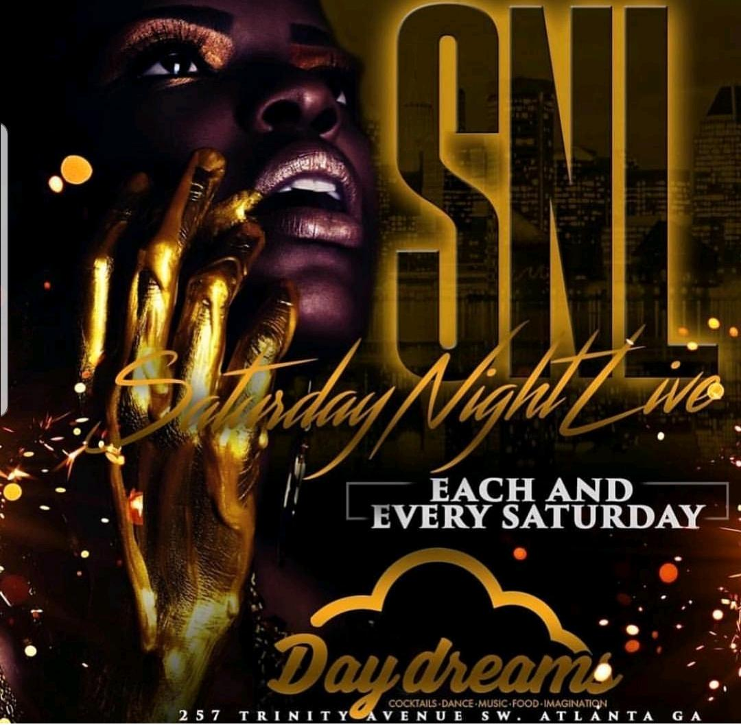 SATURDAY NIGHT LIVE @DAYDREAMS LOUNGE