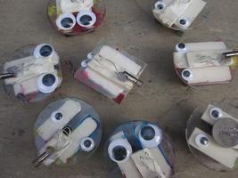 DIY Kids Club 1st Meeting: Let's Make Brush Bots!