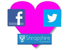 Getting social in Shropshire