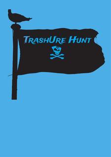 TrashUre Hunt logo
