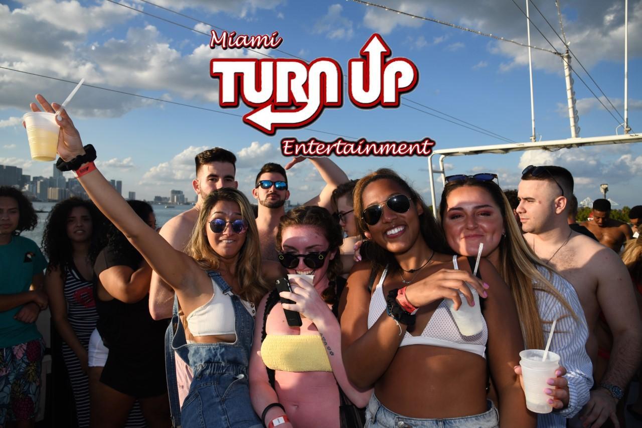 Miami Booze Cruise | Miami Party Boat