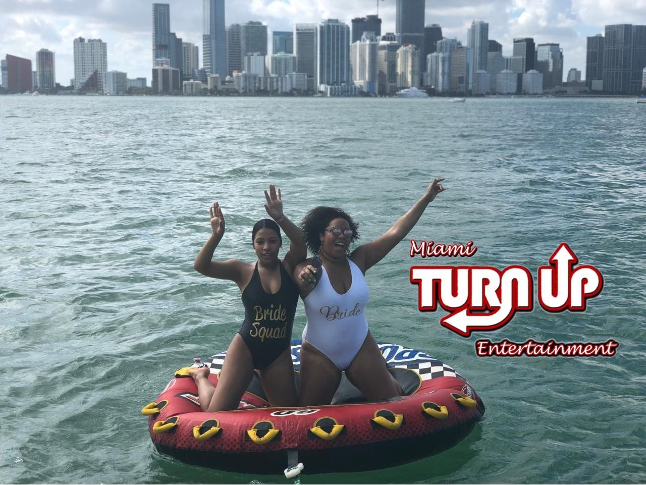 Miami Party Boat Tickets- Multiple Dates