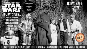 Soft Core Presents The Star Wars Holiday Special!