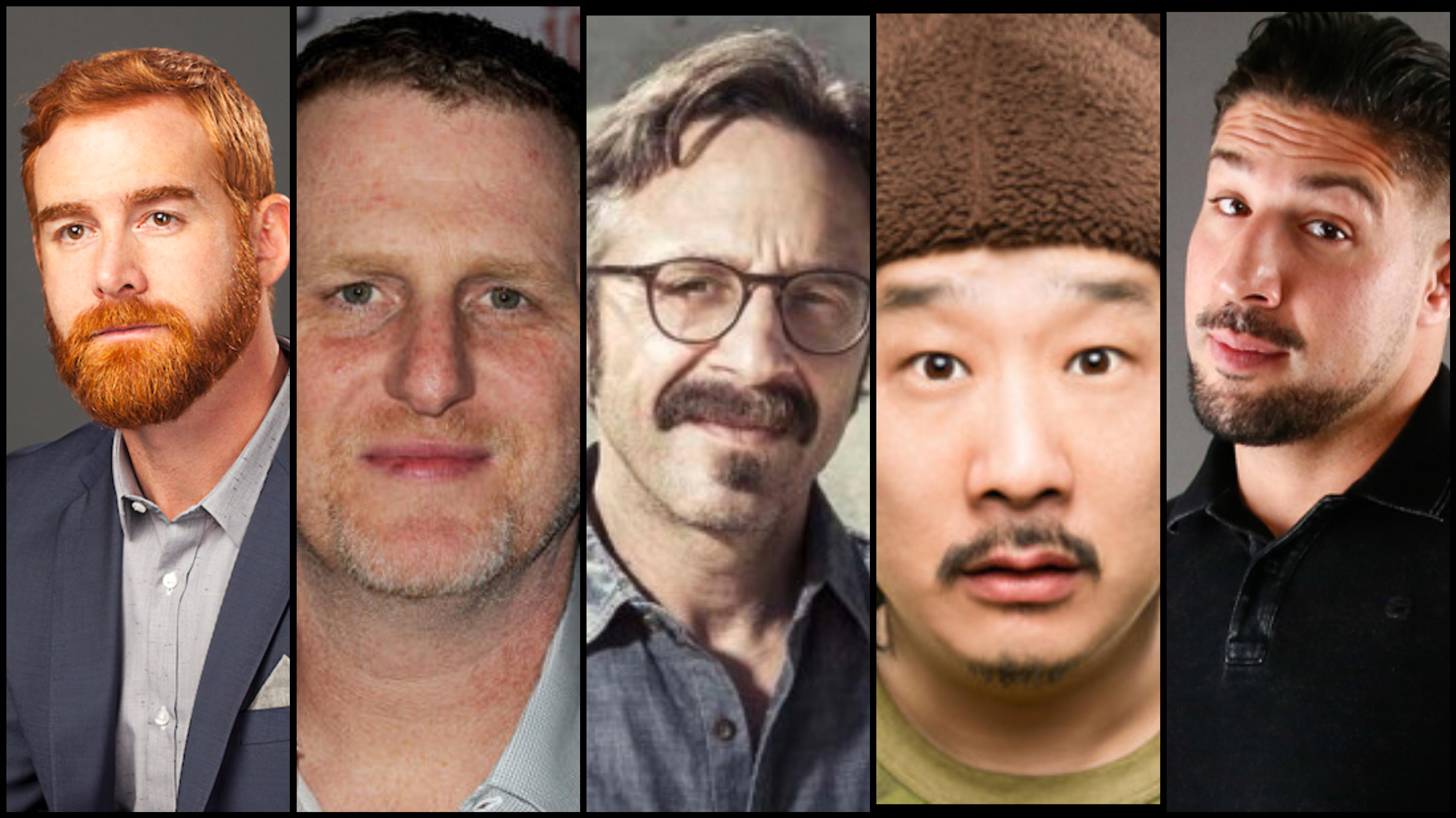 Comedy Rocks Marc Maron, Bobby Lee, Andrew Santino, Michael Rapaport +more!