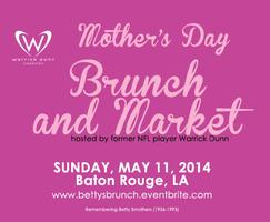Mother's Day Brunch and Market Fundraiser Hosted by...