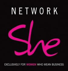Network She logo