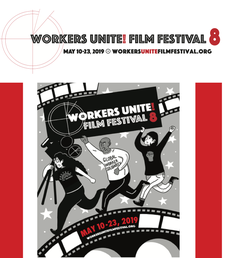 Workers Unite Film Festival, Inc. logo