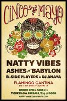 NATURAL VIBRATIONS | ASHES OF BABYLON | B-SIDE PLAYERS...